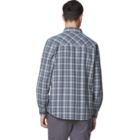 Craghoppers NosiLife Barmera Shirt Men Ombre Blue Check